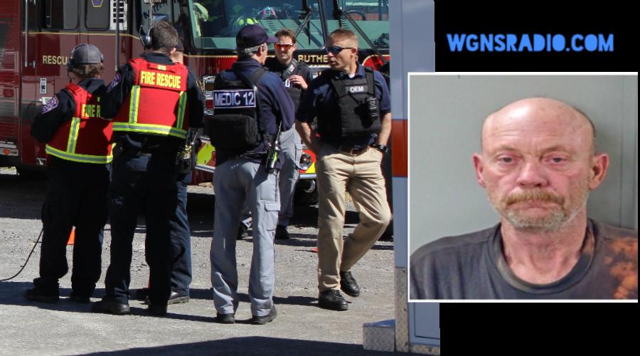 Suspect Right: Mark Haynes,  60